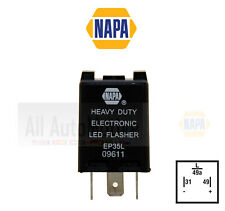 Turn Signal Flasher for Vehicles Upgraded to LED bulbs - NAPA EP35L