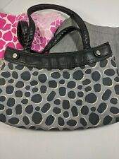 Thirty One Elite Purse with 6 Fitted Purse Skirts Very Good Used Condition