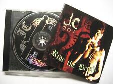 "JC-001 & D-ZIRE ""RIDE THE BREAK"" - CD"