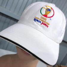 474c126d382 FIFA WORLD CUP 2002 Korea Japan Adjustable Baseball Hat Cap