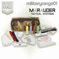 Marauder Army Commanders Model Kit - Battle Orders - British MTP Multicam Pouch