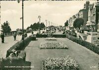 The Lower Leas, Folkestone postcard (Lansdowne Production Co, no LP551) 1950s