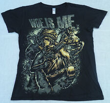 """WOE IS ME OFFICAL/GENUINE GILDAN  T-SHIRT SMALL ARMPIT TO ARM PIT 19"""""""