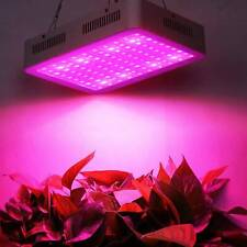 600/1000/1200W Led Grow Light Full Spectrum Veg Flower Indoor Plants Switch Lamp