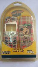 COVER NOKIA 3310/3330 COMPATIBILE FANTASIA YOGI BEAR CARTOON NETWORK-in blister