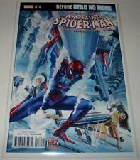 The AMAZING SPIDER-MAN # 16 Marvel Comic  October 2016  NM