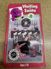 barney waiting for santa vhs