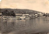 B97705 ship bateaux dresden pillnitz  germany  real photo