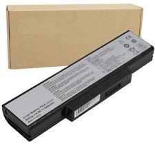 Batterie pour ASUS A32-K72 A32-N71 A72D K72J A73S K73S N71J N73S X72J X73S Neuf