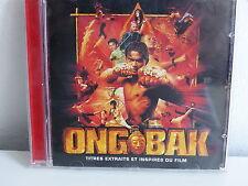 CD Album BO film OST On Bak TRAGEDIE BUSTA FLEX HIRSECK OGB KAYLIAH KOBA ALI