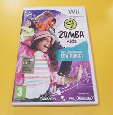 Zumba Kids GIOCO WII VERSIONE ITALIANA