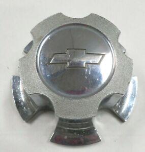 OEM Chevy Chrome Metal Center Cap Camaro, Chevelle, Nova GM Part Number 3984554