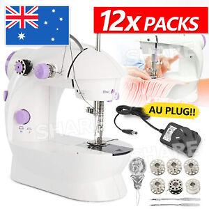 Electric Hand Held Sewing Machine Multi-Function Portable Mini Desktop Home Kit