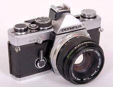 Olympus OM-2 Camera+Zuiko 50mm F-1.8 lens