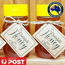 Pure Australian Honey Raw Organic 1Kg Straight from the hive to you!