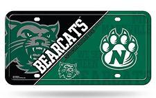Northwest Missouri State Bearcats NSD390302 Metal License Plate Tag University