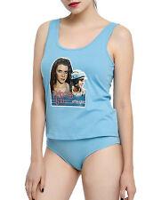New Womens Medium UNDEROOS STAR WARS PRINCESS LEIA Underwear Set Tank & Panty