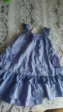 Naartjie Appliqué Lawn Dress Sz 5, NWT