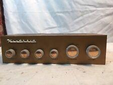 vtg Heathkit WA-P2 Tube Pre-Amp Amplifier