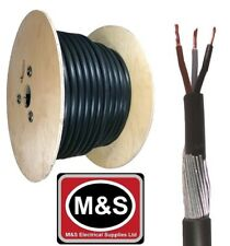 SWA 6mm 3CORE 6943X ARMOURED PVC CABLE PER M