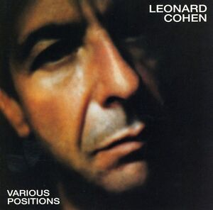 Leonard Cohen - Various Positions [New CD]