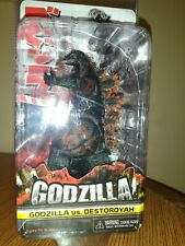NECA 42811 12in Classic Burning Godzilla Head to Tail Action Figure - 1995