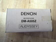 Denon Audyssey Einmessmikrofon Einmess-Mic DM-A505Z Microphone AVC AVP A1  HD A