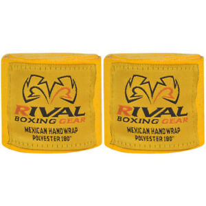 """RIVAL Boxing 180"""" Mexican Style Handwraps"""