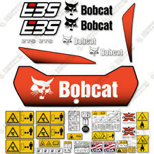 Bobcat E35 Decal Kit Mini Excavator (New Style)