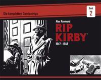 Rip Kirby 2 - Die kompletten Comicstrips 1947 - 1948 - Deutsch - Comic - NEUWARE