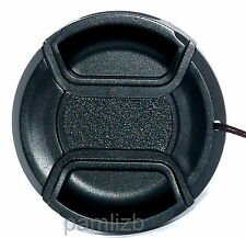 LC-49 center pinch  cap for Camera lens with 49mm filter thread  LC-49mm