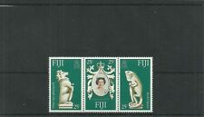 FIJI SG549-551 25TH ANNIV OF CORONATION SET  MNH
