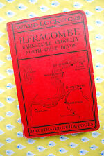 Vintage Travel Guide Book - ILFRACOMBE - Ward Lock & Co - 1940s Edition.