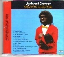 (CT531) LightSpeed Champion, Falling Off The Lavender Bridge - 2007 DJ CD