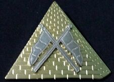 Shriners Second Ceremonial Master Collar Jewel in Gold Tone