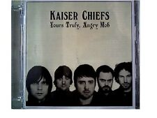 KAISER CHIEFS - Yours Truly Angry Mob CD NEW 2007
