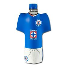 Cruz Azul Mexico FMF Bottle Coozie - Official Licensed Product - Home Jersey