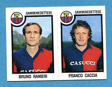 CALCIATORI PANINI 1982-83 Figurina-Sticker n.548-RANIERI#CACC-SAMBENEDETTESE-New