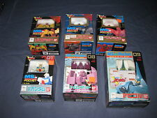 MS IN POCKET GUNDAM 1/144 SCALE LOT OF 6 01 04 05 06 08 09  BANDAI  JAPANESE