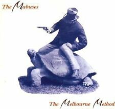 The mabuses Melbourne method CD 1994/Bj Cole Chris Wilson Nick Griffiths