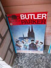 "Butler Parker, Heft Nr. 209: Parker neckt die ""Todesnarren"""