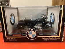 RARE Tootsietoy BMW 1960 R60-2 Motorcylce with sidecar.