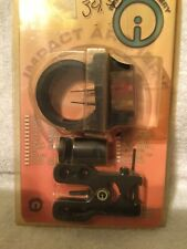 New Impact Archery 3 Pin Fiber Optic Bow Sight �