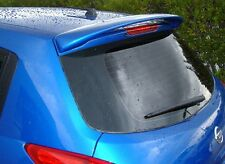 FITS NISSAN VERSA HATCHBACK 2007-2012 LARGE 2-POST ROOF SPOILER PAINTED (P)