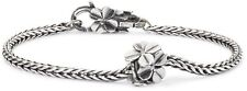Trollbeads Silver LIMITED EDITION 40th Anniversary Lucky Friends Bracelet NEW !