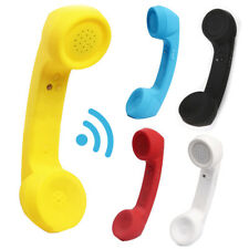 Telephone Wireless Bluetooth Retro Cell Phone Handset Phone Receiver for iPhone