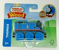 2018 Fisher-Price Thomas & Friends Real Wood Train Free Shipping!
