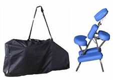 Massage Therapy Chair Portable Comfort 4 In Thick Foam Lightweight Carrying Bag