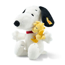 Steiff 658204 Snoopy 28 cm mit Woodstock Peanuts