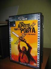 NON APRITE QUELLA PORTA 1974 DVD OTTIMO TOBE HOOPER